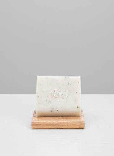 Chakra Tahtalı Doğal Sabun Corek Otu - 100G Renkli